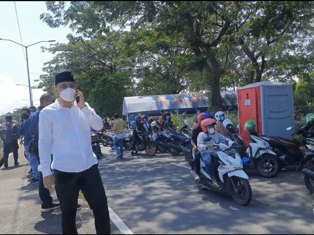 Surabaya Mati-matian Penyekatan dan Swab Massal, Bagaimana Bangkalan?