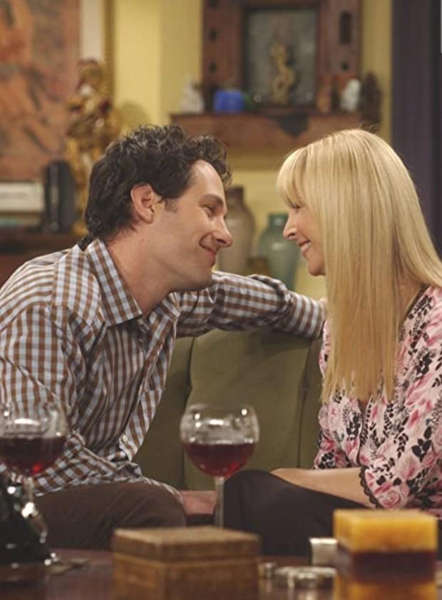Mike dan Phoebe