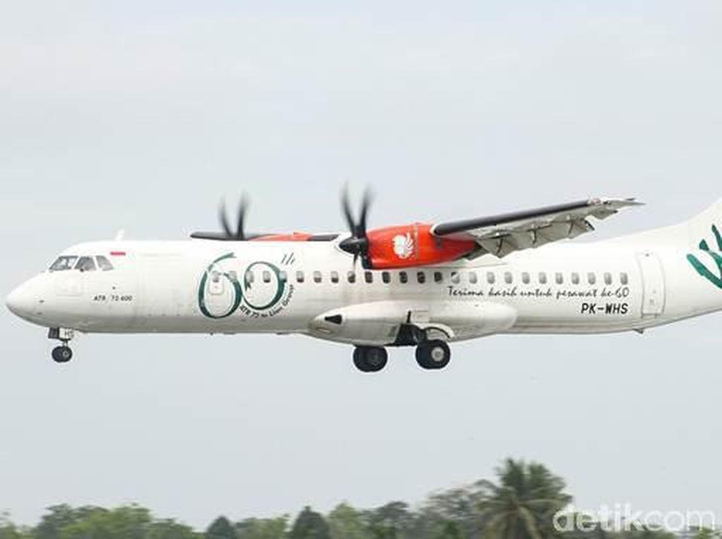 Wings Air Terbangi Lagi Rute Ternate-Buli, Tiketnya Cuma Rp 300 Ribuan