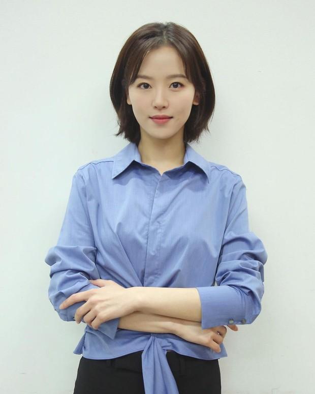 Kang Han Na spesialis peran antagonis.