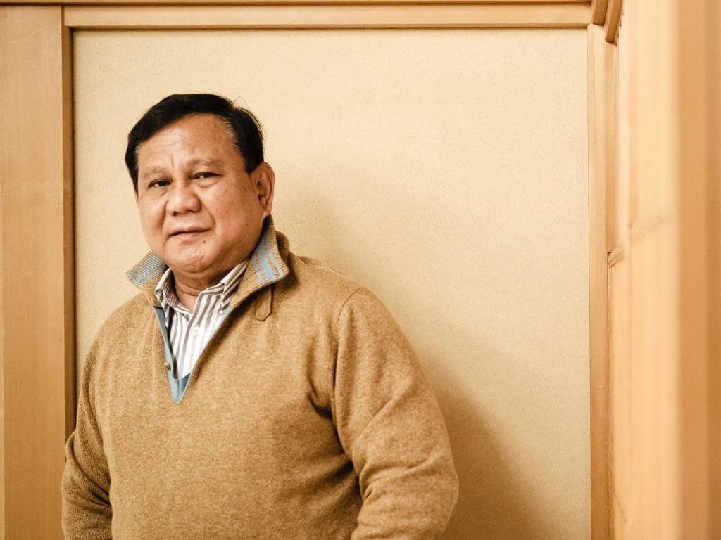Gerindra Bantah Prabowo Konsumsi Ivermectin 4 Bulan Terakhir