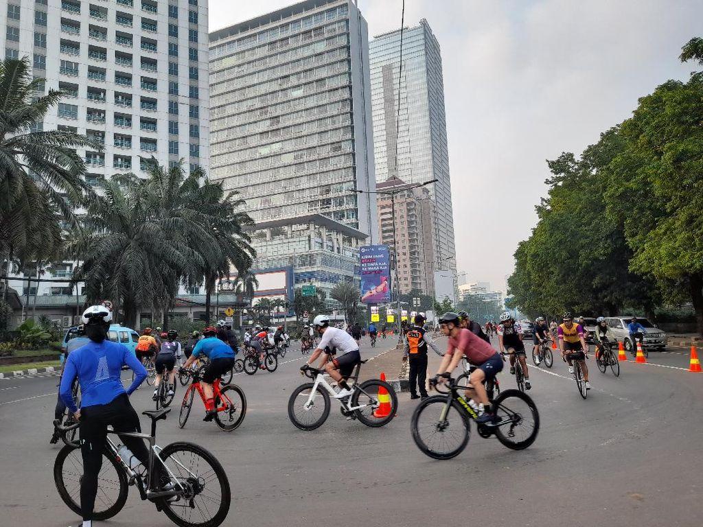 Sepeda Non-road Bike Dilarang Lintasi JLNT Kp Melayu, Ini Kata Dishub