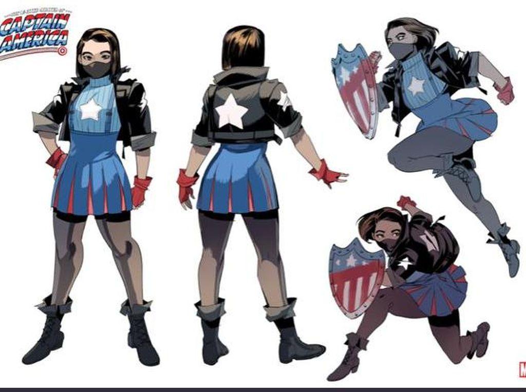 Karakter Superhero Baru Marvel Dikritik Netizen Filipina