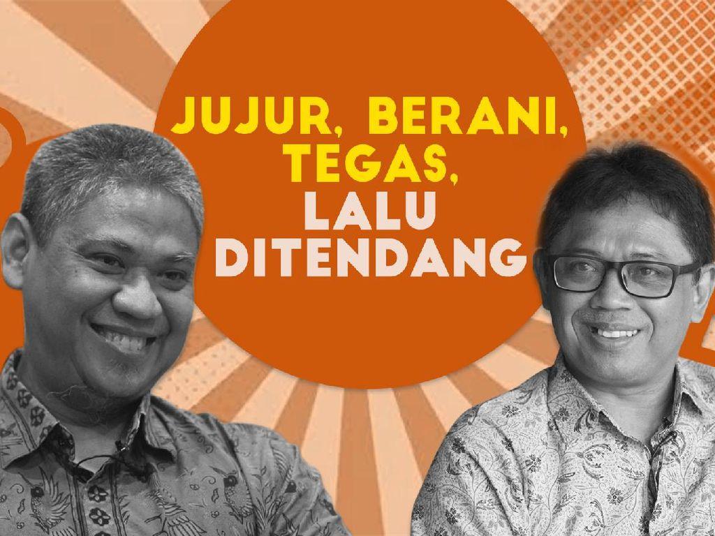 Nestapa Pegawai KPK Generasi Indonesia Memanggil