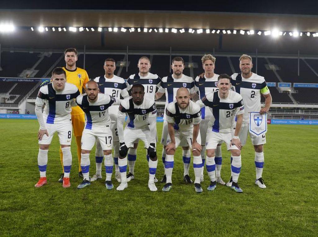 Daftar Pemain Skuad Timnas Finlandia di Euro 2020