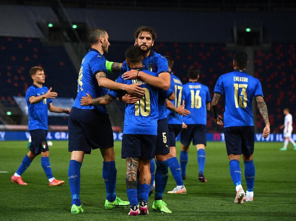 Del Piero: Timnas Italia Minimal Jadi Semifinalis Euro 2020