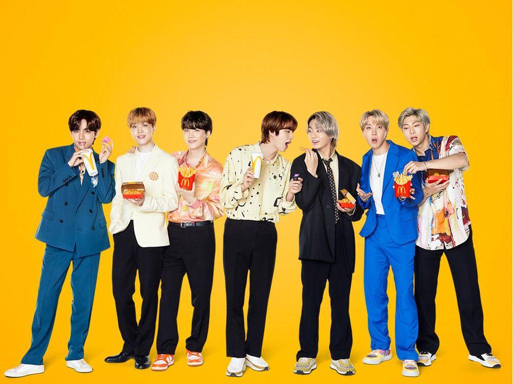 Menu dan Harga Resmi BTS Meal Indonesia yang Rilis 9 Juni!