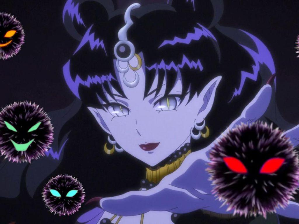 Mengenal Dead Moon Circus, Geng Penjahat di Sailor Moon Eternal The Movie