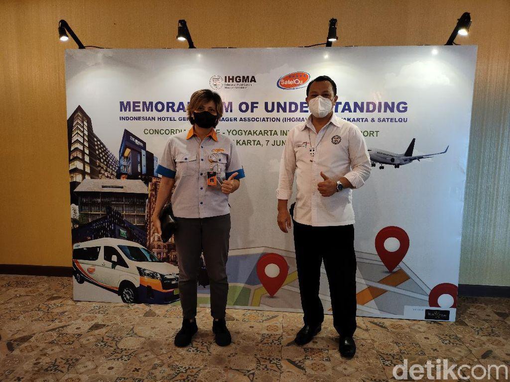 Asyik! Bandara Yogyakarta Beri Fasilitas Antar Jemput Khusus Tamu Hotel