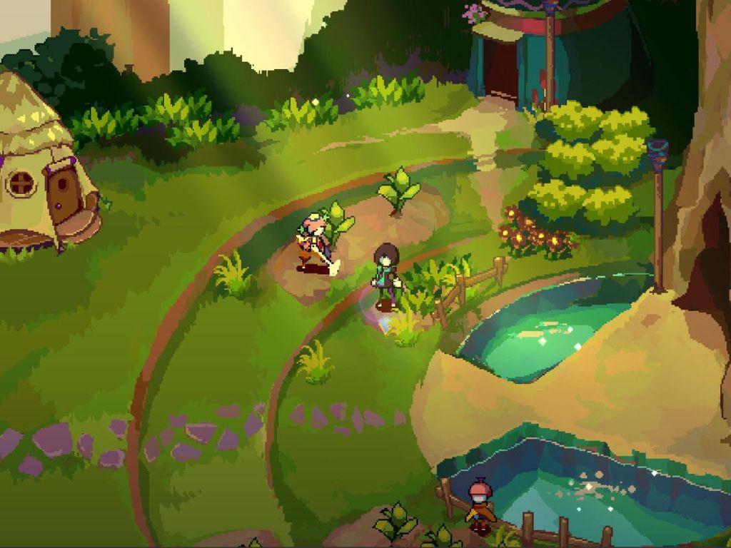 Game Indonesia Anuchard Unjuk Gigi di Event Game Terbesar E3 2021