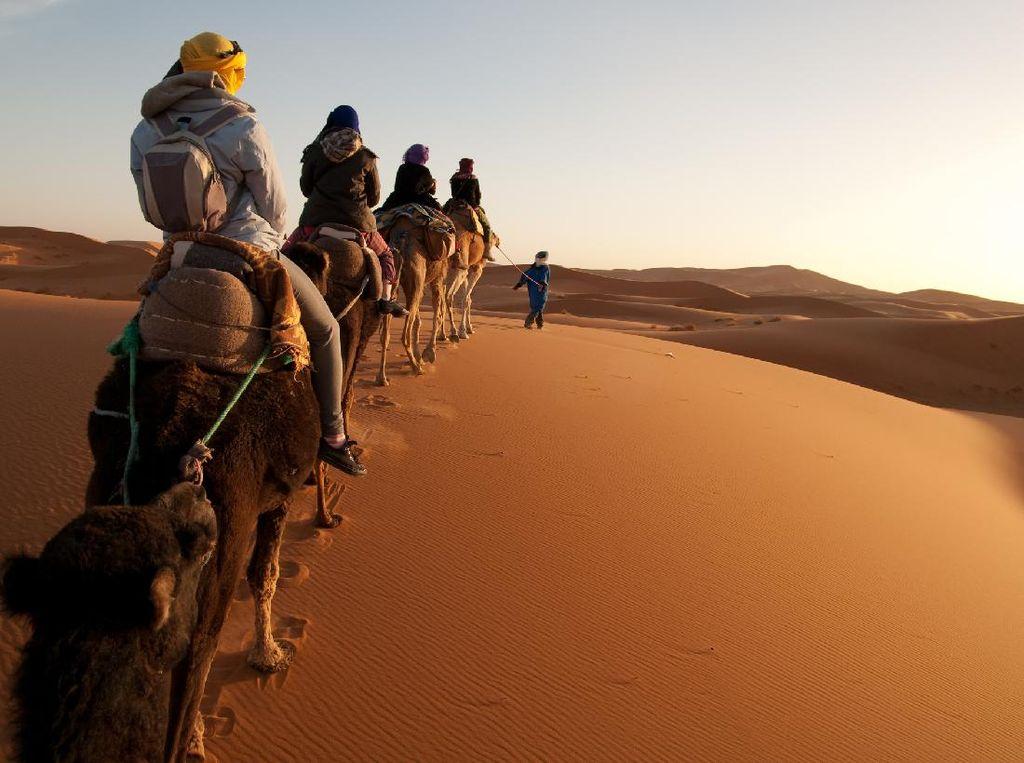 Maroko Buka Gerbang Mulai Pertengahan Bulan Ini, WNI Boleh Masuk?