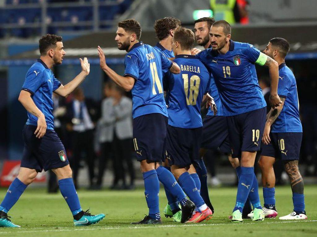 Prediksi Turki Vs Italia: Gli Azzurri Dijagokan Menang