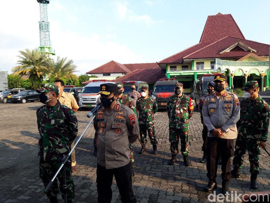 Kalau Donohudan Penuh, Pasien Corona Kudus Akan Dievakuasi ke Semarang