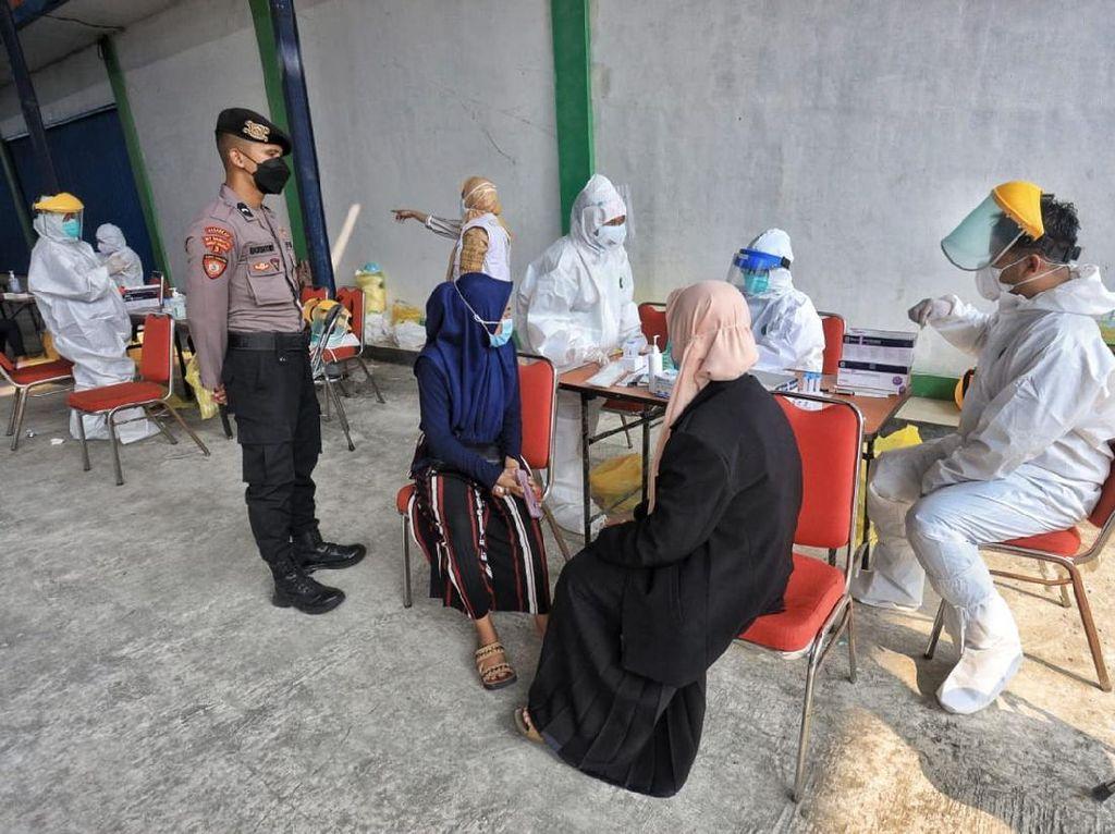 Dalam 3 Hari, Kasus COVID-19 di Bangkalan Naik 240 Persen