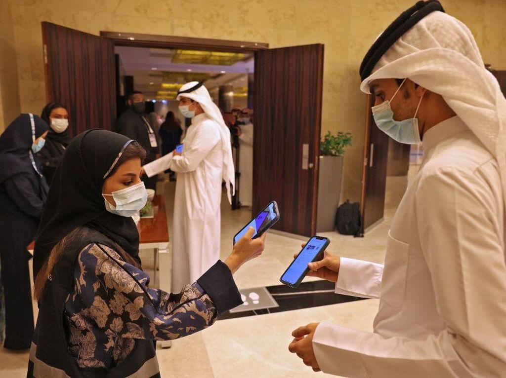 Kendorkan Pembatasan, Riyadh Gelar Konser Musik Lagi Saat Pandemi