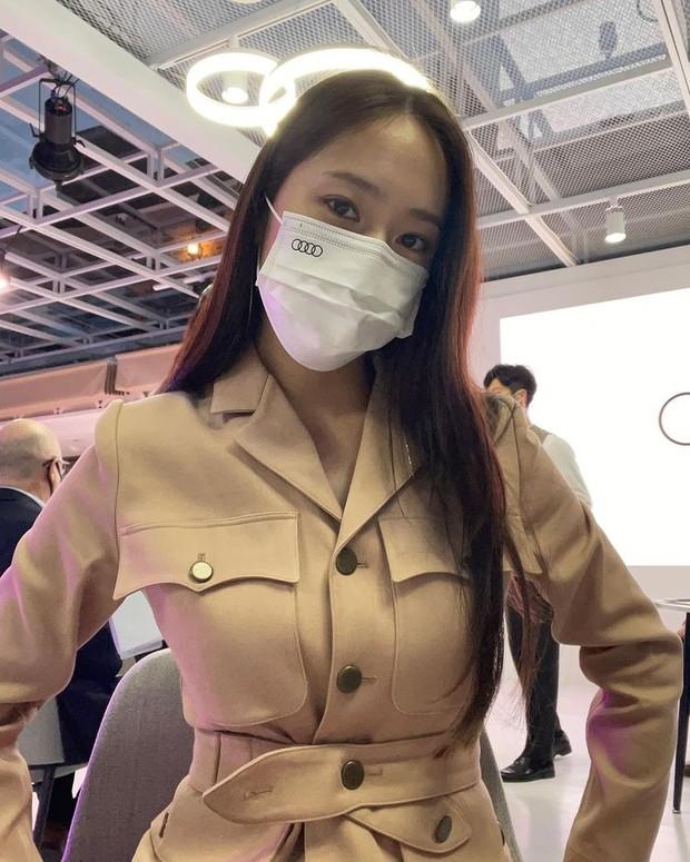 Krystal Jung untuk pembuatan video Audi.