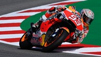 Hasil FP1 MotoGP Jerman 2021: Marc Marquez Berkuasa!