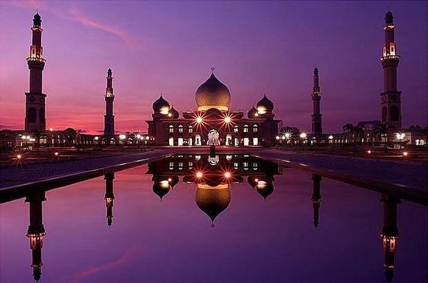 Masjid Agung An-Nur, Taj Mahal Indonesia