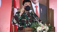 Insiden Injak Kepala, Panglima TNI Copot Danlanud-Dansatpom Lanud Merauke!