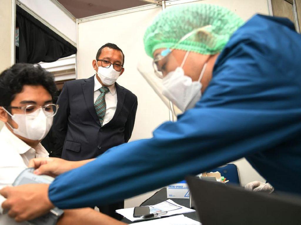 Vaksinasi Gotong Royong untuk Pekerja Perbankan Terus Dikebut