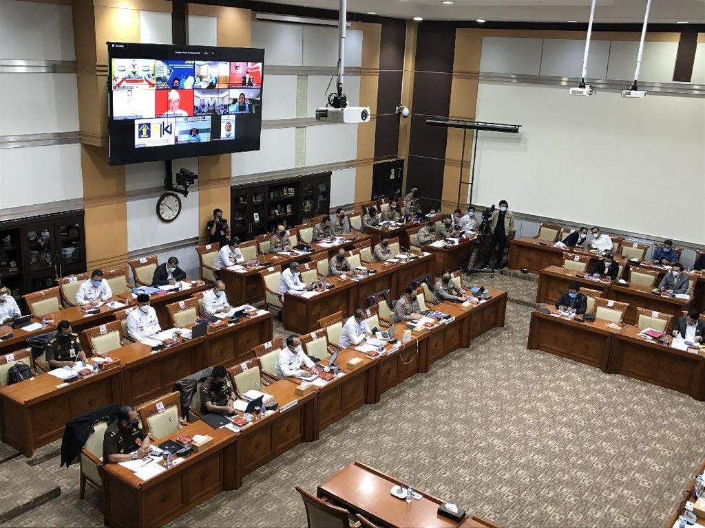 Polri Minta Tambahan Anggaran 2022 Sebesar Rp 28,5 T