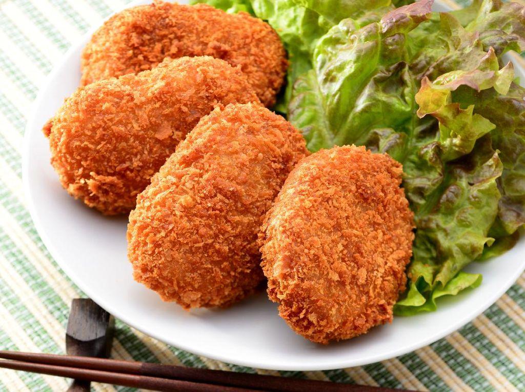 Resep Kroket Jepang ala Restoran yang Renyah Gurih