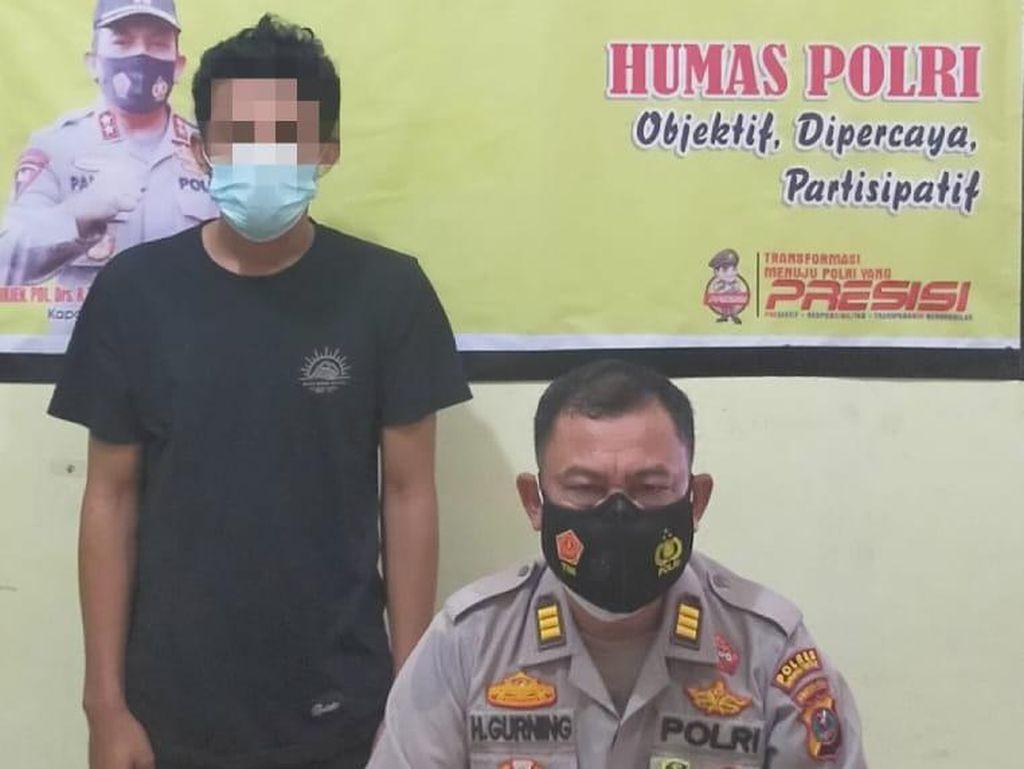 Polisi Tangkap Pembakar Mobil Anggota DPRD Tapteng Sumut