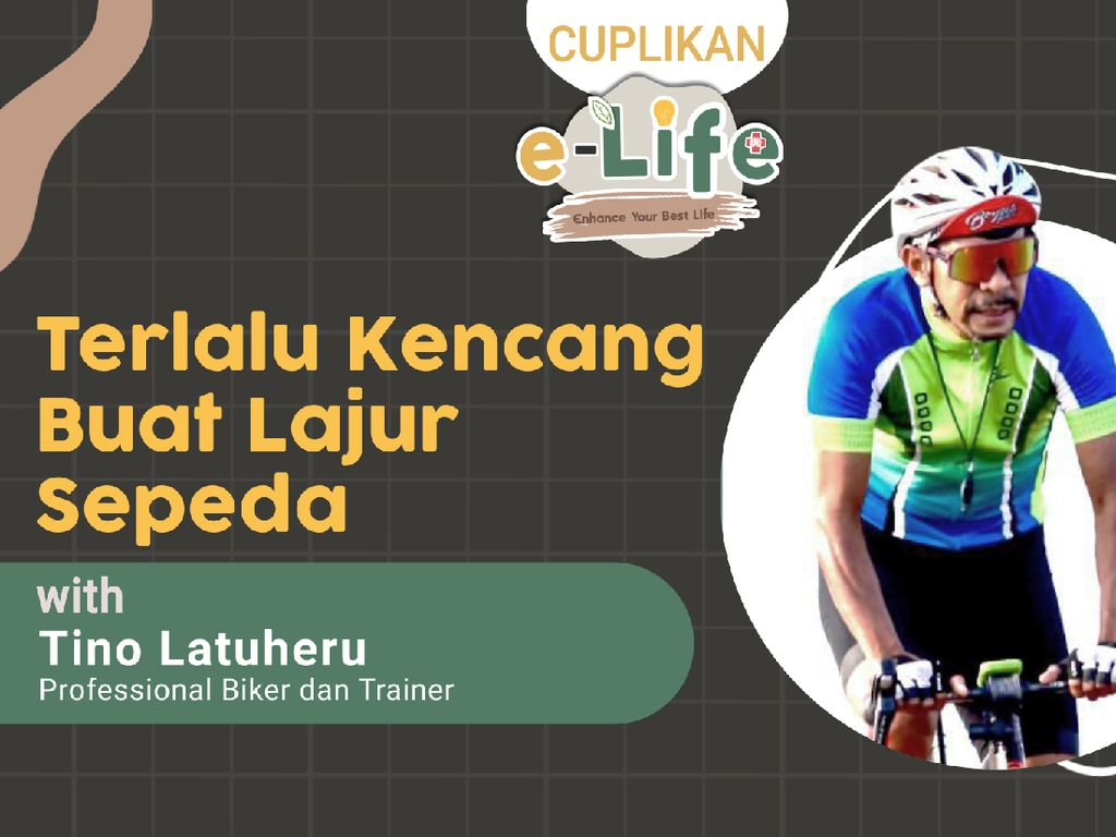 Kenapa Road Bike Sepedaan di Jalan Raya?