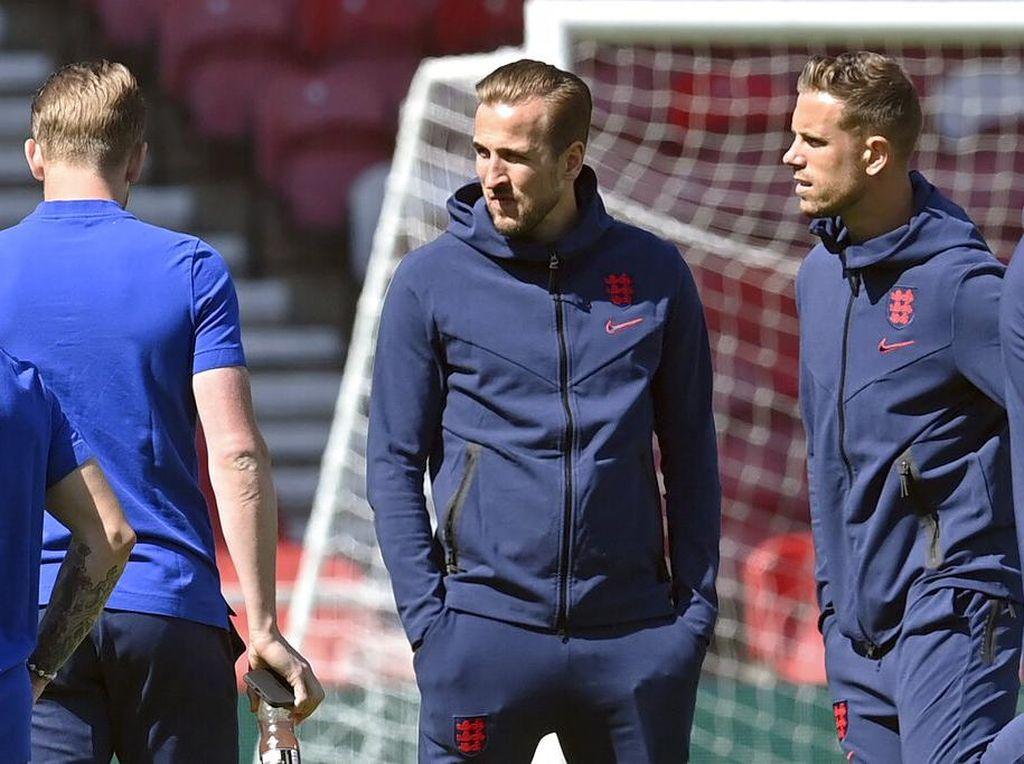 Kane: Timnas Inggris Lebih Matang, Makin Siap di Euro 2020
