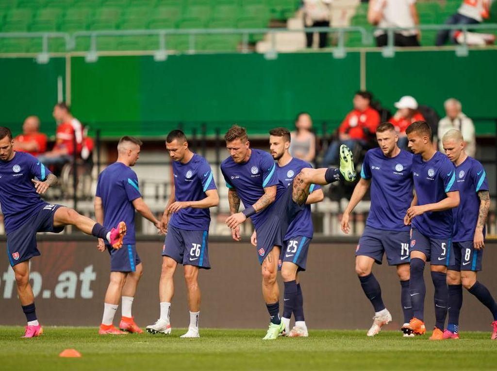 Daftar Pemain Skuad Timnas Slovakia di Euro 2020