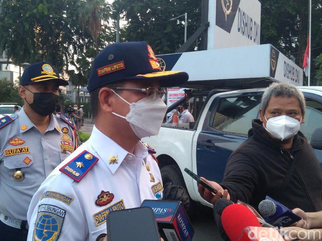 Dishub Klaim Uji Coba Jalur Road Bike Sudirman-Thamrin Hari Pertama Tertib