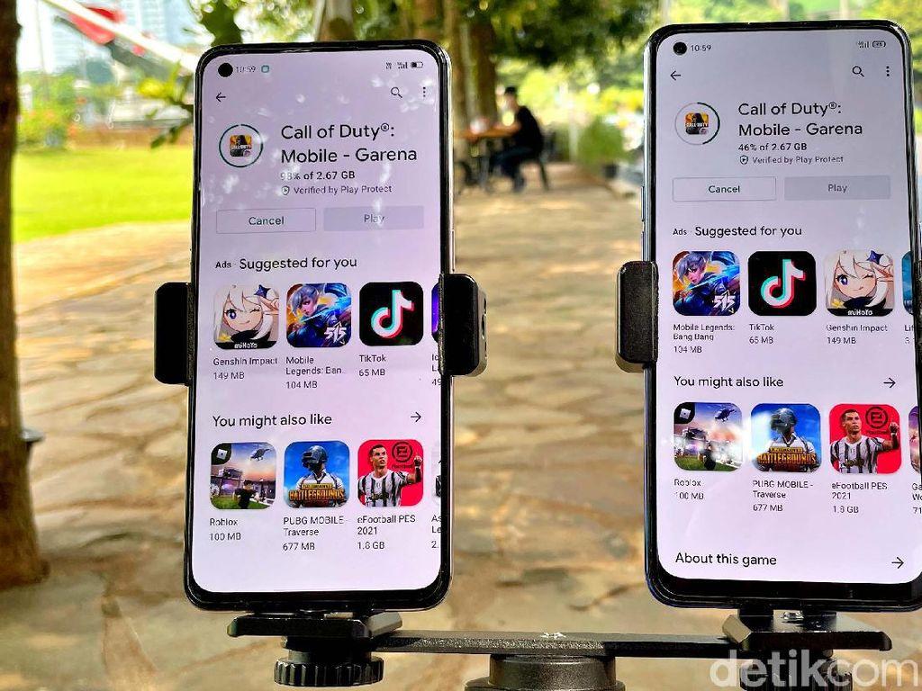 5G Bikin Download COD Mobile 2,7 GB Cuma 2 Menit