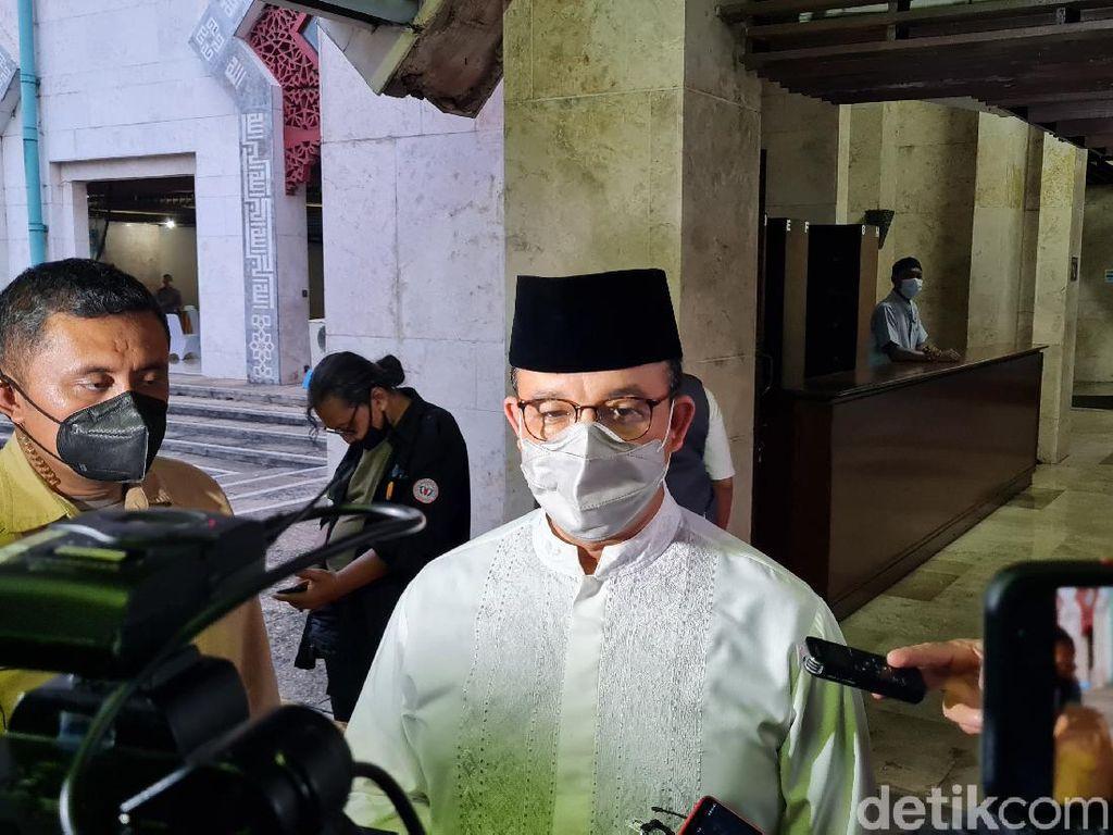 Anies Kenang Soeharto sebagai Pemimpin Mengayomi dan Kebapakan