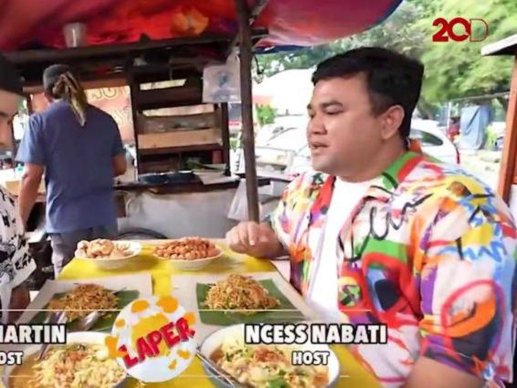 Bikin Laper! Ncess Nabati Jajan Bakmi Jawa Viral di Bogor