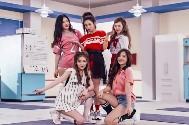 Lagu Dumb Dumb dari Red Velvet juga dilarang diputar saat ujian di Korea