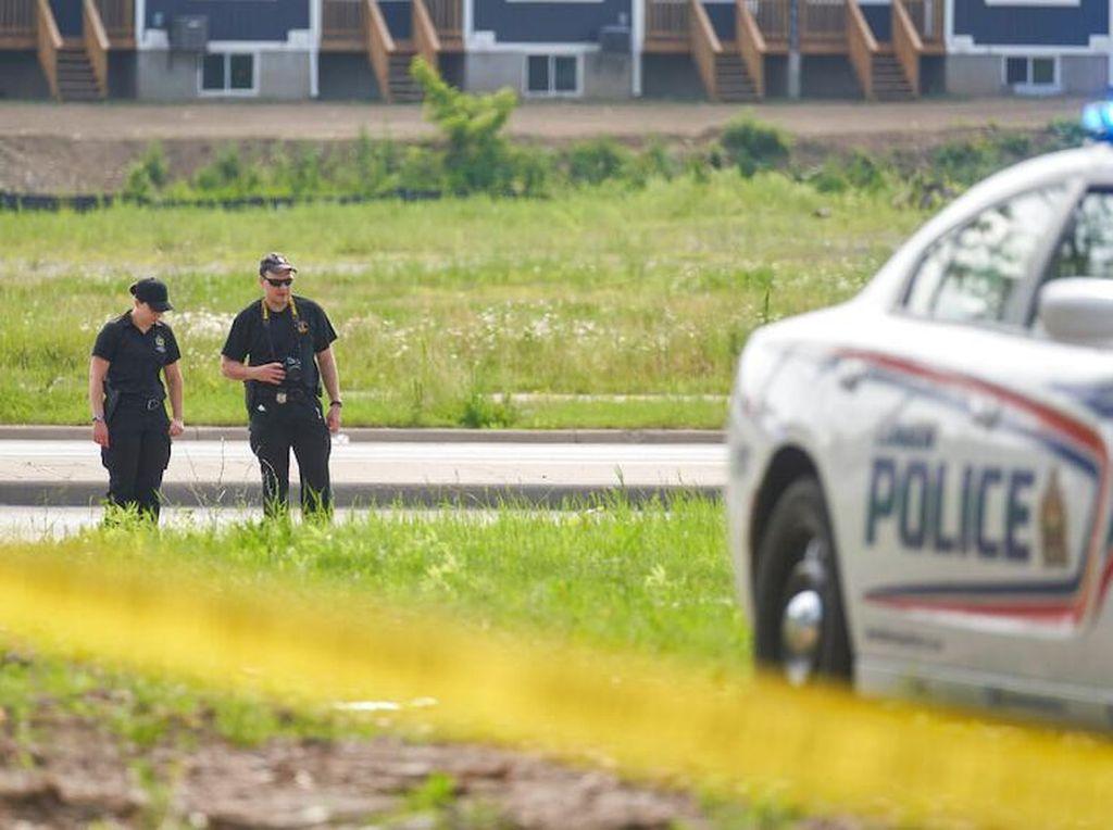 4 Warga Muslim Tewas Ditabrak di Kanada, Polisi Usut Apakah Ini Tindak Terorisme