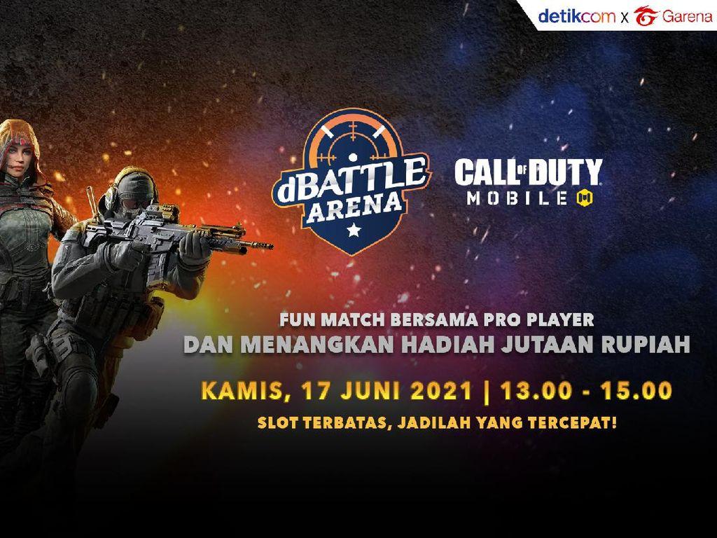 4 Fakta Menarik Game Call of Duty: Mobile