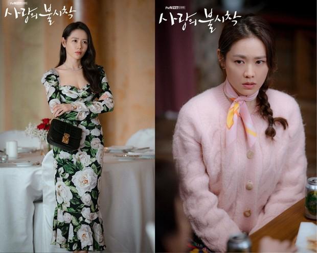 Yoon Se Ri dalam Crash Landing on You.