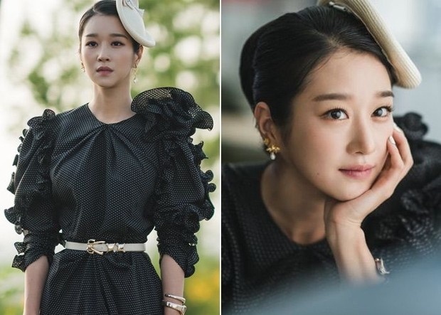 Ko Moon Young dalam drama Korea It's Okay To Not Be Okay.
