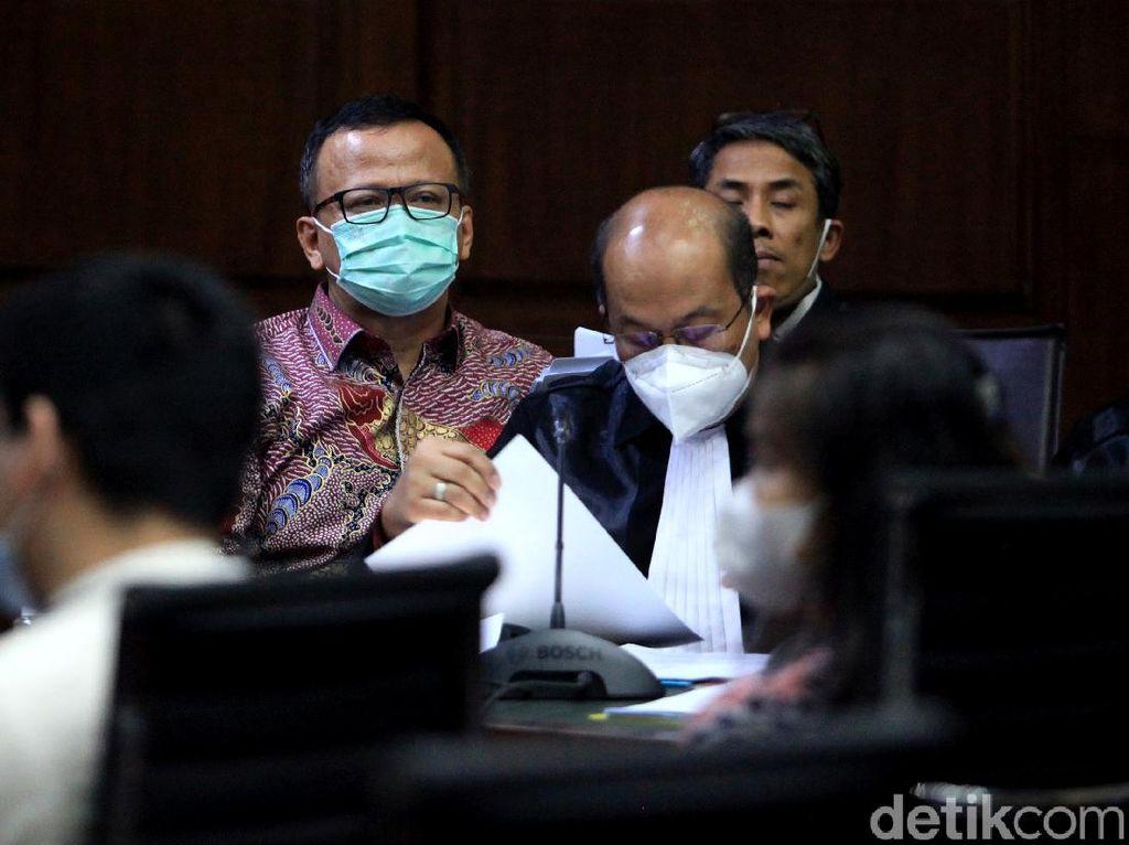 Di Putusan, Ada Intervensi Edhy Prabowo untuk Azis Syamsuddin-Fahri Hamzah