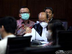 Hak Politik Edhy Prabowo Dicabut dan Bayar Uang Pengganti Rp 10 M