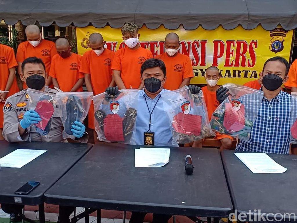 Pemuda Tewas Dikeroyok di Yogyakarta, 10 Orang Diamankan!