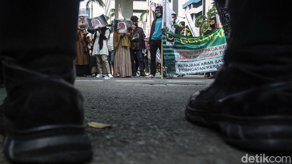 Kedubes Arab Saudi Didemo Imbas RI Tak Berangkatkan Haji Tahun Ini