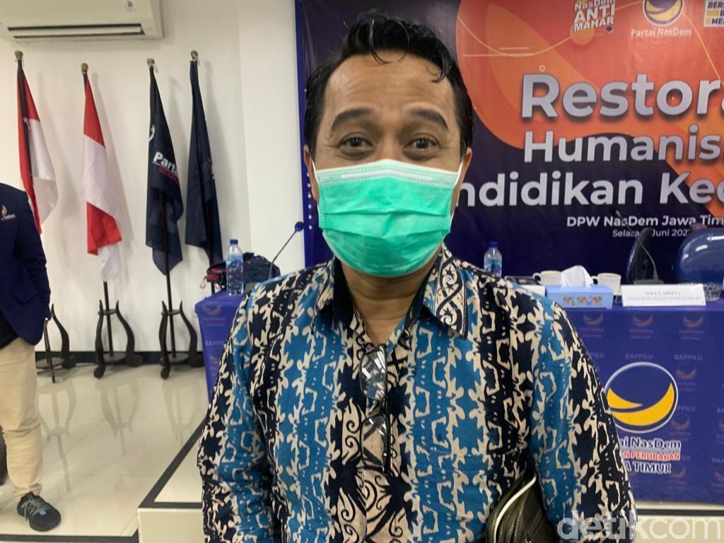 Ketua IDI Ngaku Belum Tahu Jerinx Telah Bebas