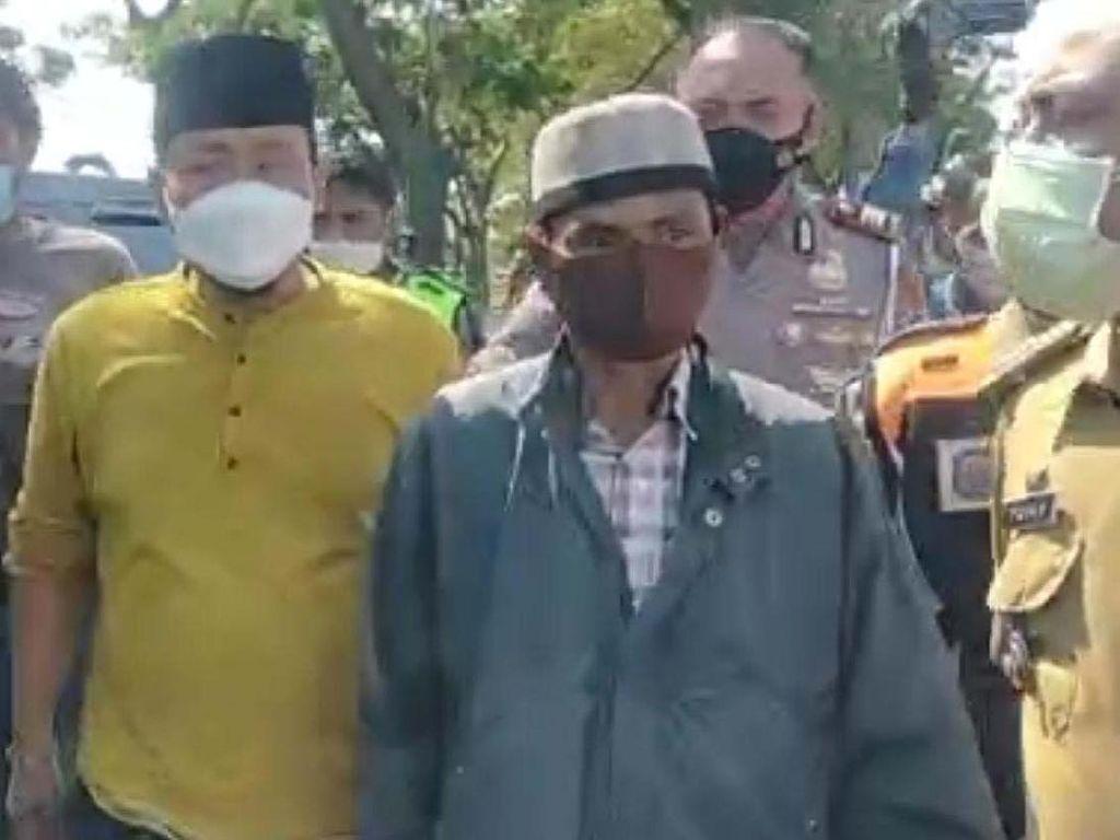 Saat Warga Madura Positif COVID-19 di Suramadu Kabur karena Takut Disuntik