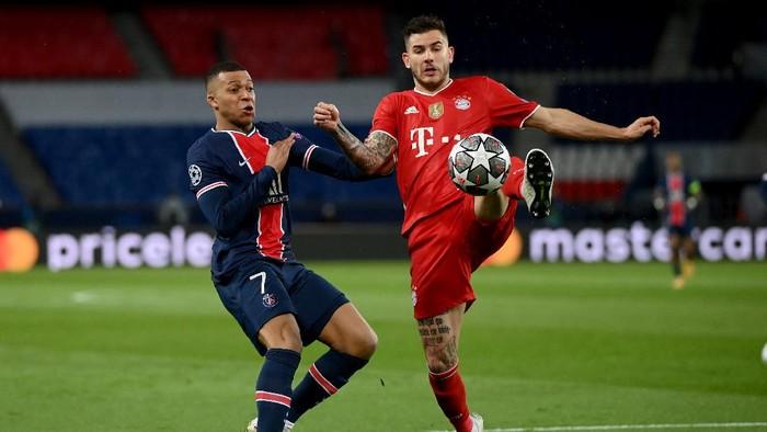 Mbappe Ngaku Diajak Lucas Hernandez Gabung Bayern Munich