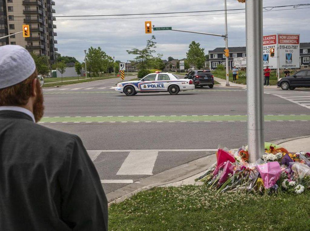 Penabrak Mati Keluarga Muslim di Kanada Didakwa Terorisme