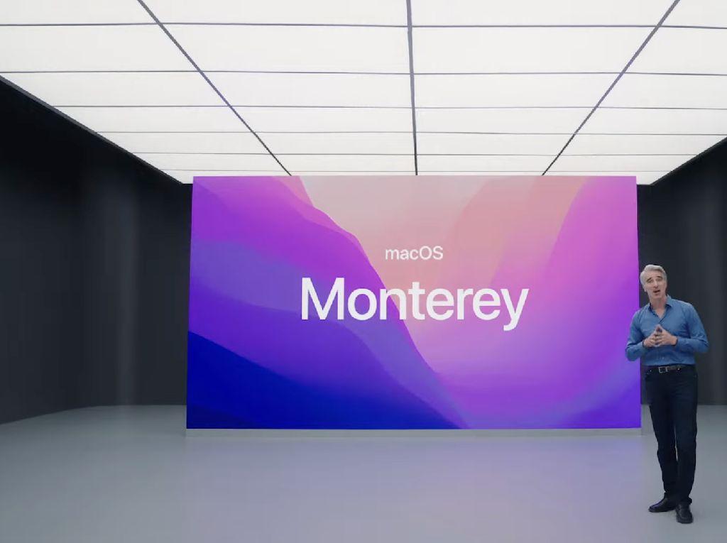 Fitur Baru macOS Monterey dan Perangkat Pendukungnya