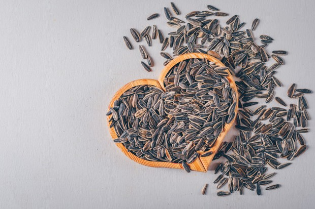 Camilan biji bunga matahari untuk hilangkan stres.