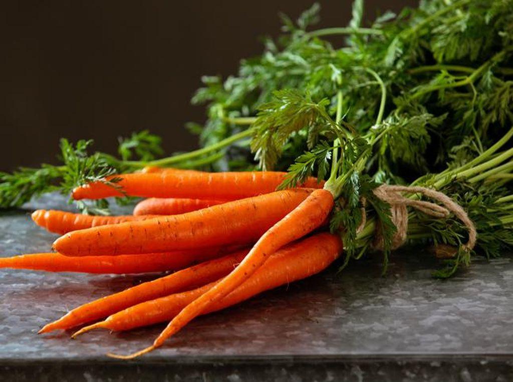 6 Makanan Tinggi Vitamin A untuk Jaga Kesehatan Mata